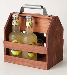 Sturdy beverage carrier