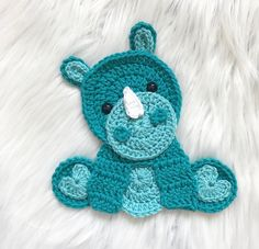 Ravelry: Sittin' Zoo Cuties pattern by Jen Mitchell - Nella's Cottage