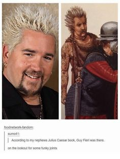 15 Guy Fieri Memes That'll Ship You Right Over To Flavortown
