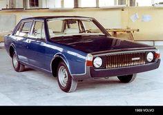 Volvo Prototype, 1969
