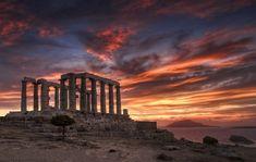 Temple of Poseidon by ChrisKaddas