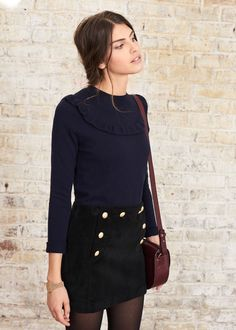 Styling a floral dress and suede booties and sharing favorites from a French brand. Fall Winter Outfits, Autumn Winter Fashion, Looks Style, Parisian Style, Work Attire, Mode Inspiration, Mode Style, Work Fashion, Passion For Fashion