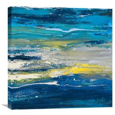 This hand-crafted stretched canvas of Lucas 'In volo sul mare II' is a museum quality reproduction of the original work. Shipped to you fully finished and ready-to-hang, it is a welcome addition to any type of decor.