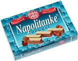 Napolitanke, croatian cookies. These are so good !! <3