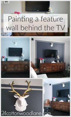 29 Accent Wall Behind Tv Ideas Wall Behind Tv Accent Wall Home