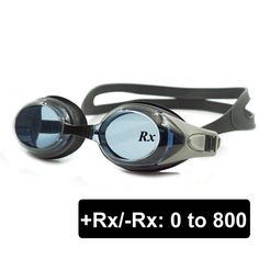 9a3184fed69 Optical Swim Goggles +Rx Rx Prescription Swimming Glasses Adults Children  Different Strength Each Eye with Free Ear Plugs-in Swimming Eyewear from  Sports ...