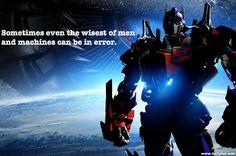 from Transformer Movie :)