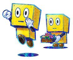 Block People - Characters  Art - Mario  Luigi Dream Team.jpg