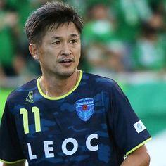 カズさん、お誕生日おめでとうございます。 Happ Birthday KING KAZU! kakuyoshi MIURA is 49yo active professional footballer.  #三浦知良 #カズ #横浜fc #jリーグ #kazuyoshimiura #kazu #king #jleague #football #futbol #futebol #calcio #sports #sportsphotography
