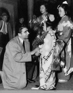 """Robert Capa - """"Three weeks in Japan"""". 1954"""