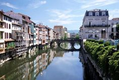 Stage 8 - #Castres / Ax 3 Domaines. After 8 days of racing, the Tour will reach the Pyrenees at Castres. Located in south of the #Tarn region, Castres is a stop on the Pilgrimage Route of Santiago de Compostela; a town with a deep and subtle charm.  #LeTour2013