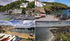 The UK's most picturesque fishing villages revealed