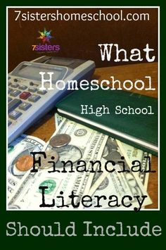 interactive, rich homeschool high school Financial Literacy curriculum from a Christian Perspective.