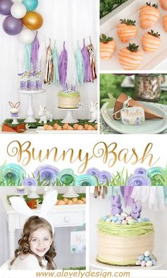 A Lovely Design: Bunny Bash