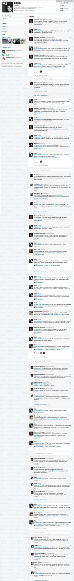 Social #epicfail e conversazioni surreali su twitter. La storia del #poernano.