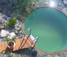 Ideas to convert any in ground pool into a virtually hassle free natural swimming pond!