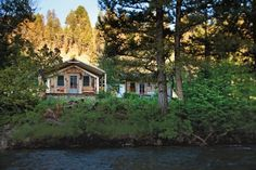The Ranch at Rock Creek is a luxury ranch resort in Montana. Within our glamping cabins, Trapper is the most popular anniversary and honeymoon cabin. Ecuador, What Is Glamping, Hotel Breaks, Honeymoon Cabin, Montana Ranch, Montana Hotel, Restaurants, Luxury Glamping, Rock Creek