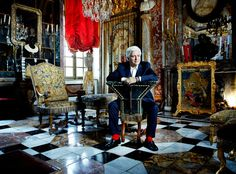 Jacques Garcia Chateau | Jacques Garcia talks personal style: Part Two - Style - How To Spend ...