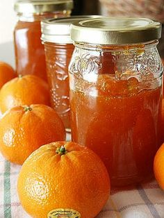 Clementine Marmalade ~ what to make with all those sour clementines!