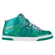 Green osiris shoes