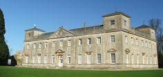 Lydiard House, Lydiard Tregoze, Swindon. Wiltshire