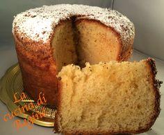 panbaba Italian Cake, Italian Desserts, Mini Desserts, Bakery Recipes, Bread Recipes, Dessert Recipes, Chiffon Cake, Sweet Cakes, Sweet Bread
