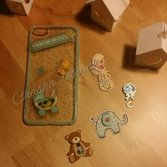 Hey, I found this really awesome Etsy listing at https://www.etsy.com/listing/222292544/handmade-resin-phone-case-for-mom-to-bes