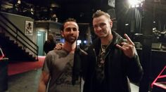 Awesome time last night at @TheWhiskyAGoGo w @SavingAbel! Pics posted at: http://facebook.com/mysilentbravery