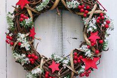 Венок на Рождество