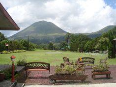 Lokon Mountain, Tomohon, North Sulawesi