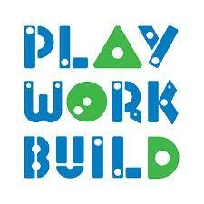 PLAY WORK BUILD EXHIBITION LOGO