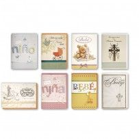 Our selection of handmade Hispanic cards gives you a chance to reach a wider demographic of your customer base.