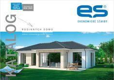 katalog domů ES Tuna, Architecture Design, House Plans, How To Plan, Outdoor Decor, Home Decor, New Houses, Home Plans, Bonito