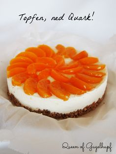 Food Presentation, Panna Cotta, Cheesecake, Brunch, Easy Meals, Sweets, Healthy Recipes, Baking, Breakfast