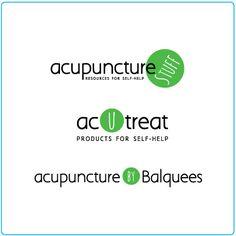 acupuncture stuff – logo design – graphic design – Designed by Tree