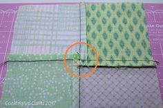Quilting tips - How to Spin Seams for a Flatter Quilt Block – Quilting tips Quilting For Beginners, Sewing Projects For Beginners, Quilting Tips, Quilting Tutorials, Machine Quilting, Quilting Projects, Sewing Tutorials, Beginner Quilting, Quilt Block Patterns
