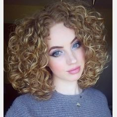 "721 Likes, 40 Comments - Toni Macaroni (@toni_macaroni) on Instagram: ""➰ #hair #curly #curlyhair #curls #curlyhairstyles #blonde #blondehair #ukcurlies #blondecurls…"""