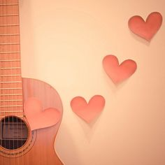 MUSIC MAKES THE HEART HAPPY ▶ Guitar Love