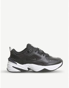outlet store sale fc2ab a165e NIKE M2K Tekno leather sneakers