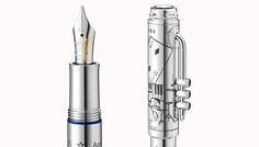 Montblanc's writing instruments for its Great Characters Limited Edition inspired by Miles Davis
