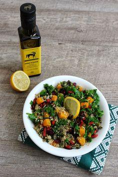 Le Kale !  Je vous en parlais déjà lors de ma semaine smoothie ici . Comme je vous le disais c'est un des produits super tendance-healthy...