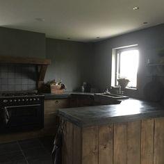 Onze stoere keuken