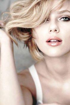 Scarlett Johanson, my girlfriend Scarlett Johansson, Braut Make-up, Celebs, Celebrities, Pretty Face, Makeup Inspiration, Makeup Ideas, Style Inspiration, Gorgeous Women