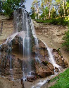 Smith Falls.  On the Niobrara River