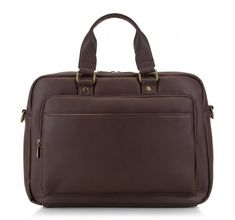 Large laptop bag from faux leather   WITTCHEN   89-3P-501
