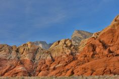 Red Rock Canyon National Conservation Park