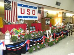 1000 images about uso theme recital on pinterest 70th for 1940s party decoration ideas