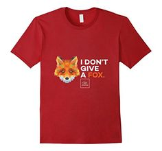 Men's I Don't Give A Fox Shirt 2XL Cranberry Das Einfache https://www.amazon.com/dp/B01M5FI358/ref=cm_sw_r_pi_dp_x_exfeybZ4PM696