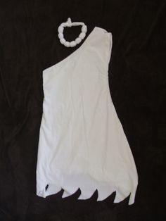 Make your own Wilma Flintstone Costume …