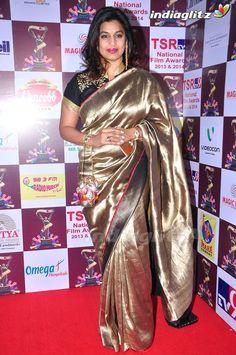 Events - TSR & TV9 Awards 2013 & 2014 Event Set-1 gallery ... National Film Awards, Sari, Events, Tv, Gallery, Fashion, Saree, Moda, Roof Rack